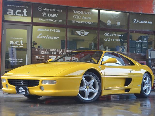 355F1(フェラーリ) ベルリネッタ 中古車画像