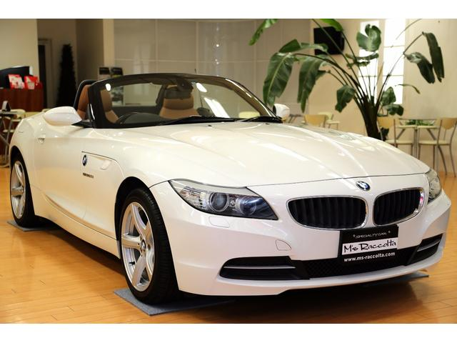 BMW sDrive23i キャメルレザー内装 シートヒーター