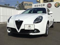 アルファロメオ ジュリエッタスーパー  2DINナビ・ETC・新車保証継承