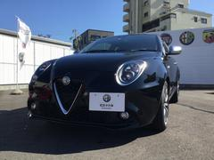 アルファロメオ ミトスーパー 2DINナビ 登録済未使用車 新車保証継承