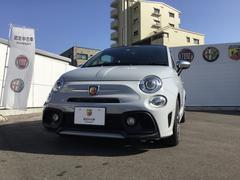 アバルト アバルト595Cツーリズモ  元試乗車 新車新車保証継承