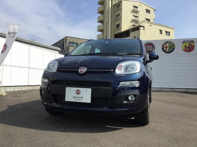 フィアット イージー 元試乗車 新車保証継承