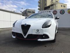 アルファロメオ ジュリエッタヴェローチェ 1750 TBI 2DINナビ元試乗車新車保証