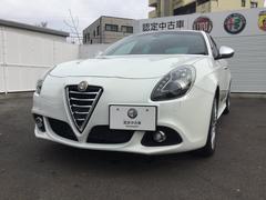 アルファロメオ ジュリエッタスポルティーバ 2DINナビ ワンオーナー 認定中古車保証