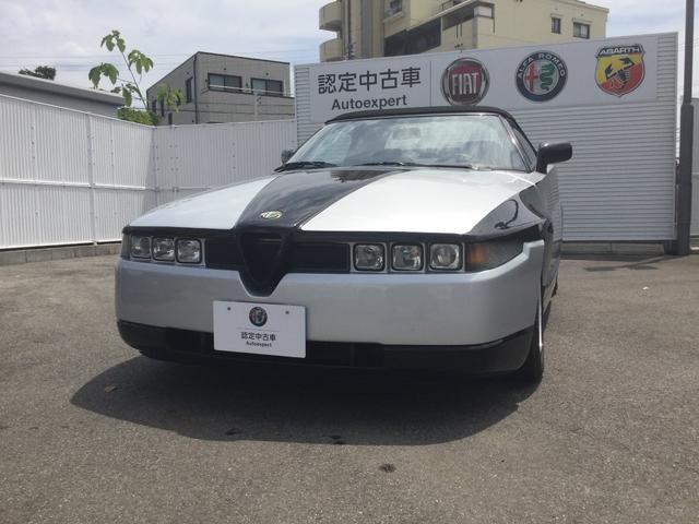 「アルファロメオ」「ザガート」「クーペ」「愛知県」の中古車