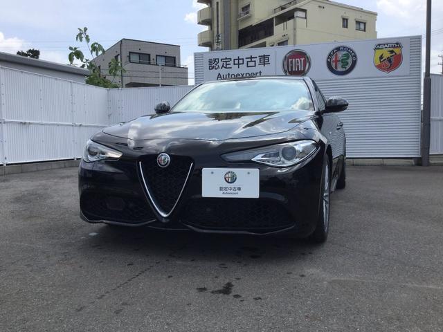 アルファロメオ ヴェローチェ 元試乗車 認定中古車保証