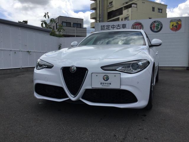 アルファロメオ ヴェローチェ ETC 元試乗車 認定中古車保証
