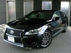 LSLS600h Fスポーツ 内装色 ブラック&ホワイトグレー