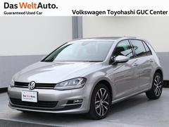 VW ゴルフTSIコンフォートライン コネクト ナビBカメラETC付