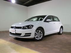 VW ゴルフTSIトレンドライン 元デモカー 認定中古車