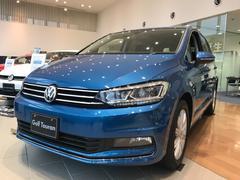 VW ゴルフトゥーランTSI ハイライン コンポジションメディア 全国で一台限り