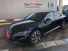 VW アルテオンRライン 4モーション   試乗車