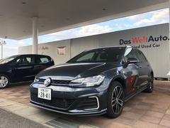 VW ゴルフGTEGT登録済未使用車 前車追従機能 後退時安全機能