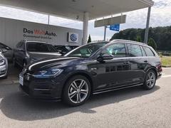 VW ゴルフヴァリアント認定中古車 前車追従機能付