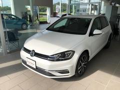 VW ゴルフTSIコンフォートライン TECエディション 認定中古車
