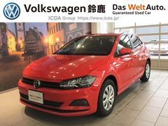 VW ポロTSIトレンドライン認定中古車