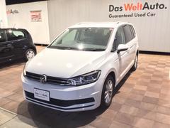 VW ゴルフトゥーランTDI コンフォートライン 認定中古車