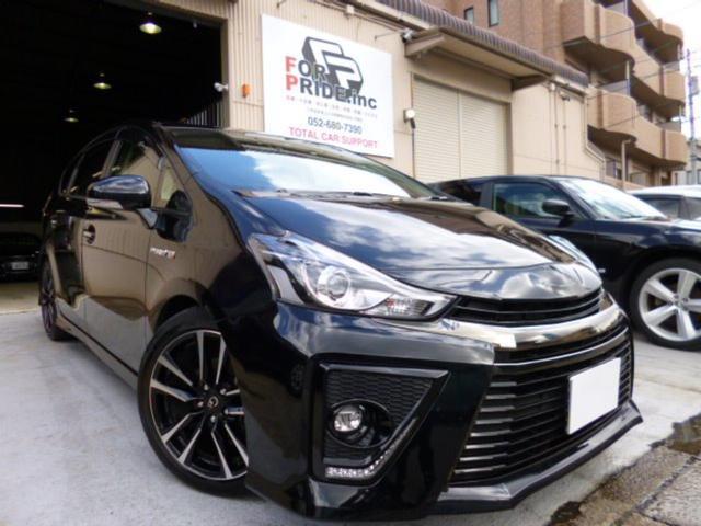 トヨタ Sツーリングセレクション・G's  ワンオーナー ETC