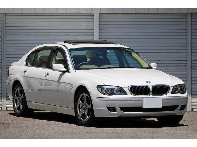 BMW 750Li コンフォート&シアターPKG 1オーナー