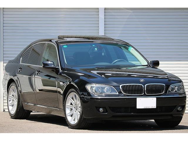 BMW 750i コンフォートPKG フルオプション 左H