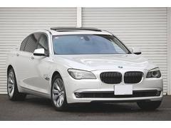 BMWアクティブハイブリッド7Lダコタレザーインテリア