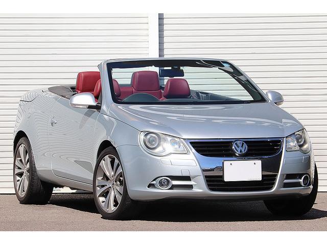 「フォルクスワーゲン」「VW イオス」「オープンカー」「愛知県」の中古車