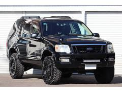 フォード エクスプローラーXLT 最終モデル オフロードカスタム リフトアップ