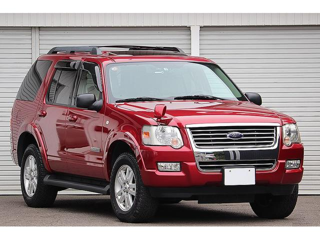 フォード XLTエクスクルーシブ  バリエーション 限定モデル