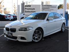 BMW528i Mスポーツパッケージ  ブラックレザー