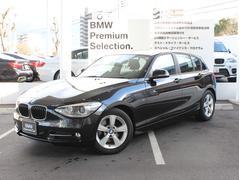 BMW116i sport ナビゲーションパッケージ付き
