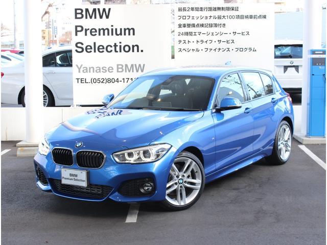 BMW 118i Mスポーツ 18インチアロイホイール