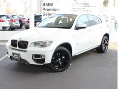 BMW X6 xDrive 35i Msport ブラックレザー