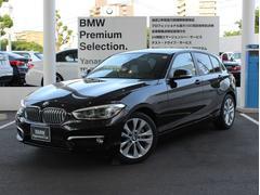 BMW120i スタイル バックカメラ 電動シート