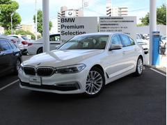 BMW523d ラグジュアリー レンタカー歴あり ベージュレザー