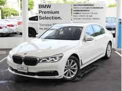 BMW740eアイパフォーマンス 弊社元デモカー プラスPKG