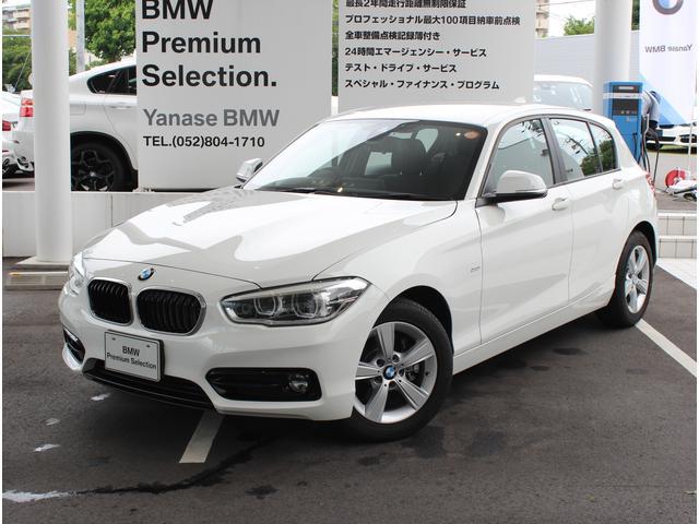 BMW 118d スポーツ 弊社元デモカー