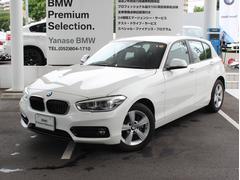 BMW118d スポーツ 弊社元デモカー