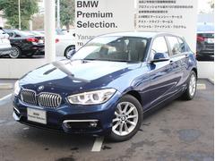 BMW118i スタイル 弊社元レンタカー パーキングサポートP付