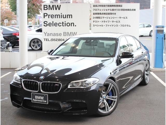 BMW M5 サンルーフ シルバーストーンレザー