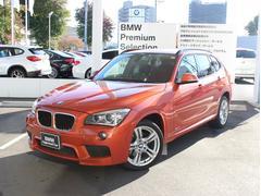 BMW X1sDrive 18i Mスポーツ HDDナビ 社外地デジ