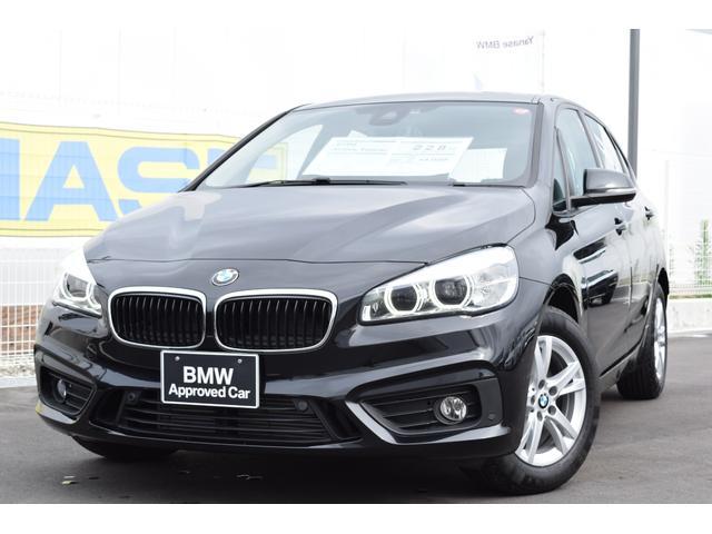 BMW 218dアクティブツアラー コンフォートパッケージ