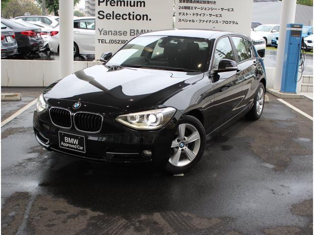 BMW 1シリーズ 116i スポーツ ワンオーナー車 車検整備付 純正ナビゲーション バックカメラ バックセンサー