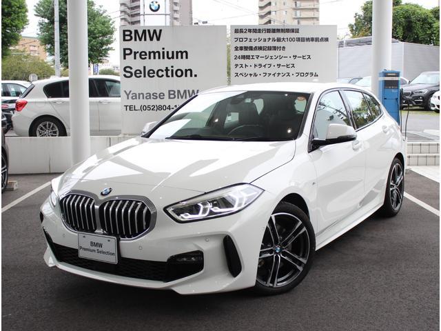 BMW 118d Mスポーツ エディションジョイ+ 弊社元サービス代車 ナビパッケージ付 ストレージパッケージ 18インチ