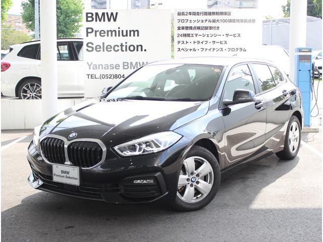 BMW 118d プレイ エディションジョイ+ 弊社元サービス代車 ナビパッケージ付 メーカー2年保証付き 液晶メーター