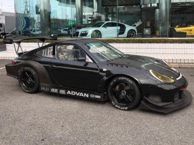 ポルシェ 911GT3 R ナンバー付 リフティングシステム