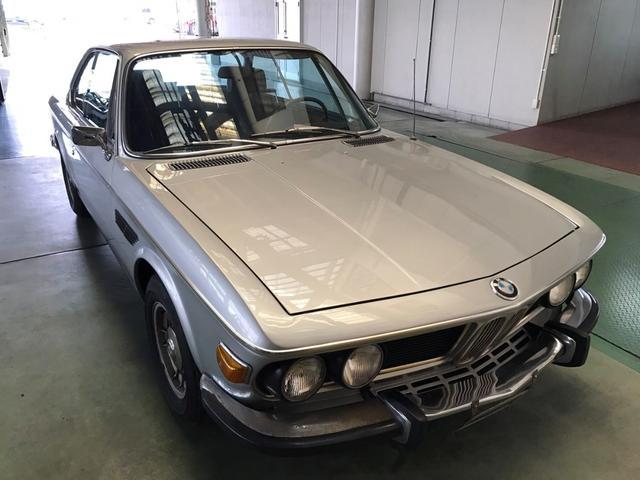 BMW 3000CS クーペ 正規ディーラー車