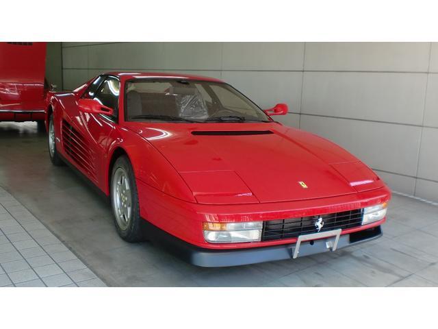テスタロッサ(フェラーリ)中古車画像