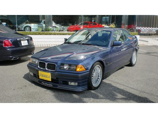 BMWアルピナ 3.0/1 ディーラー車