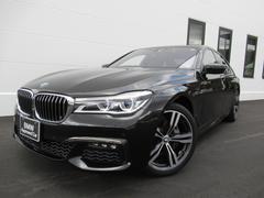 BMW740d xDriveMスポーツ20AW黒革レ−ザ−ライト