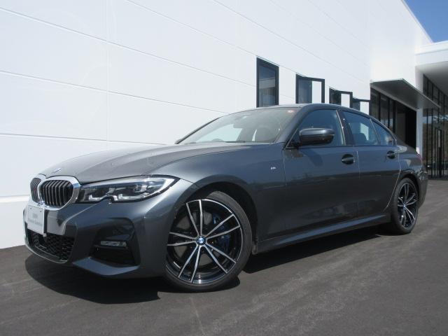 BMW 330i Mスポーツ デビューPKG 黒革HUD デモカー